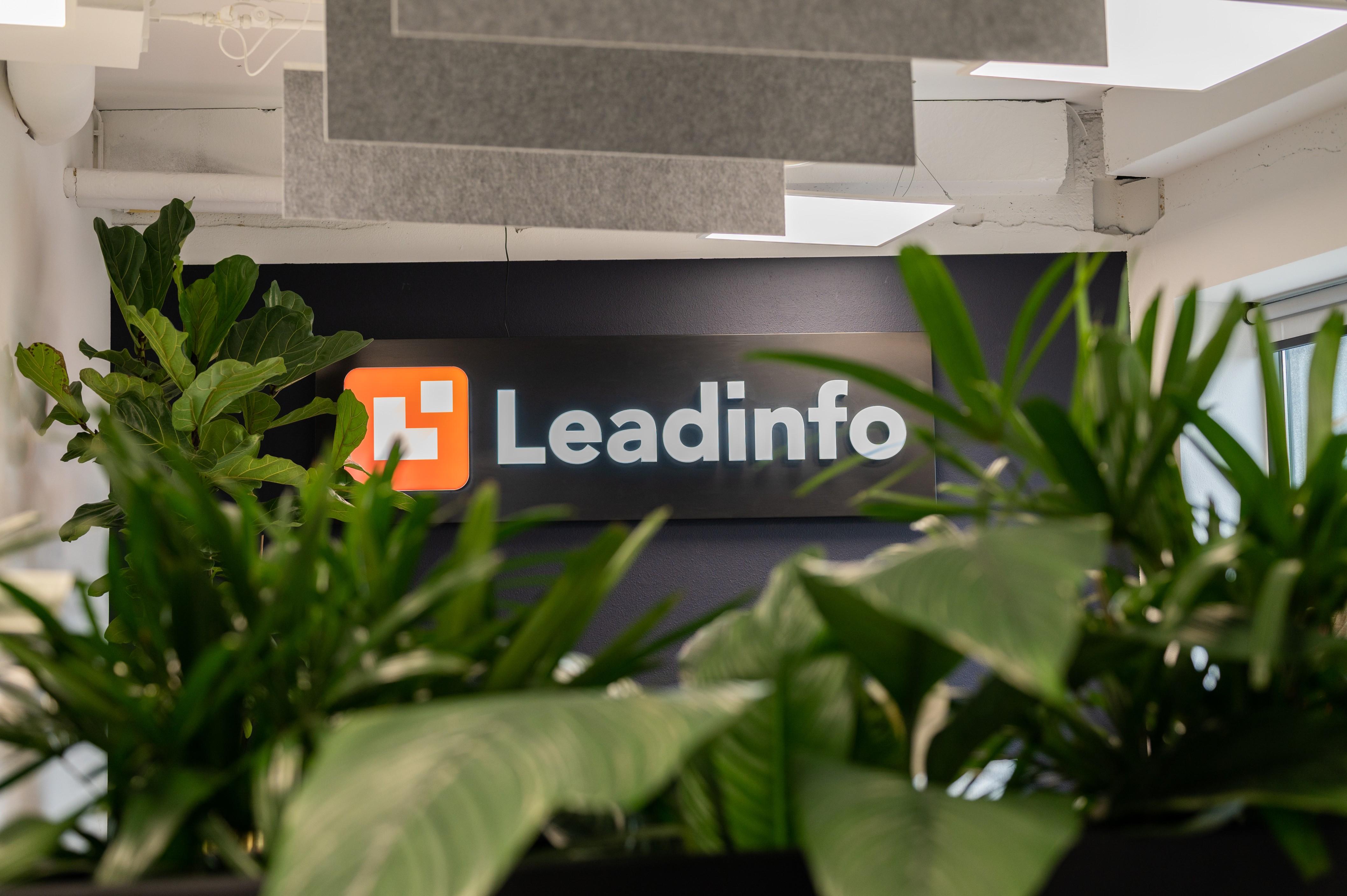 Leadinfo office photo