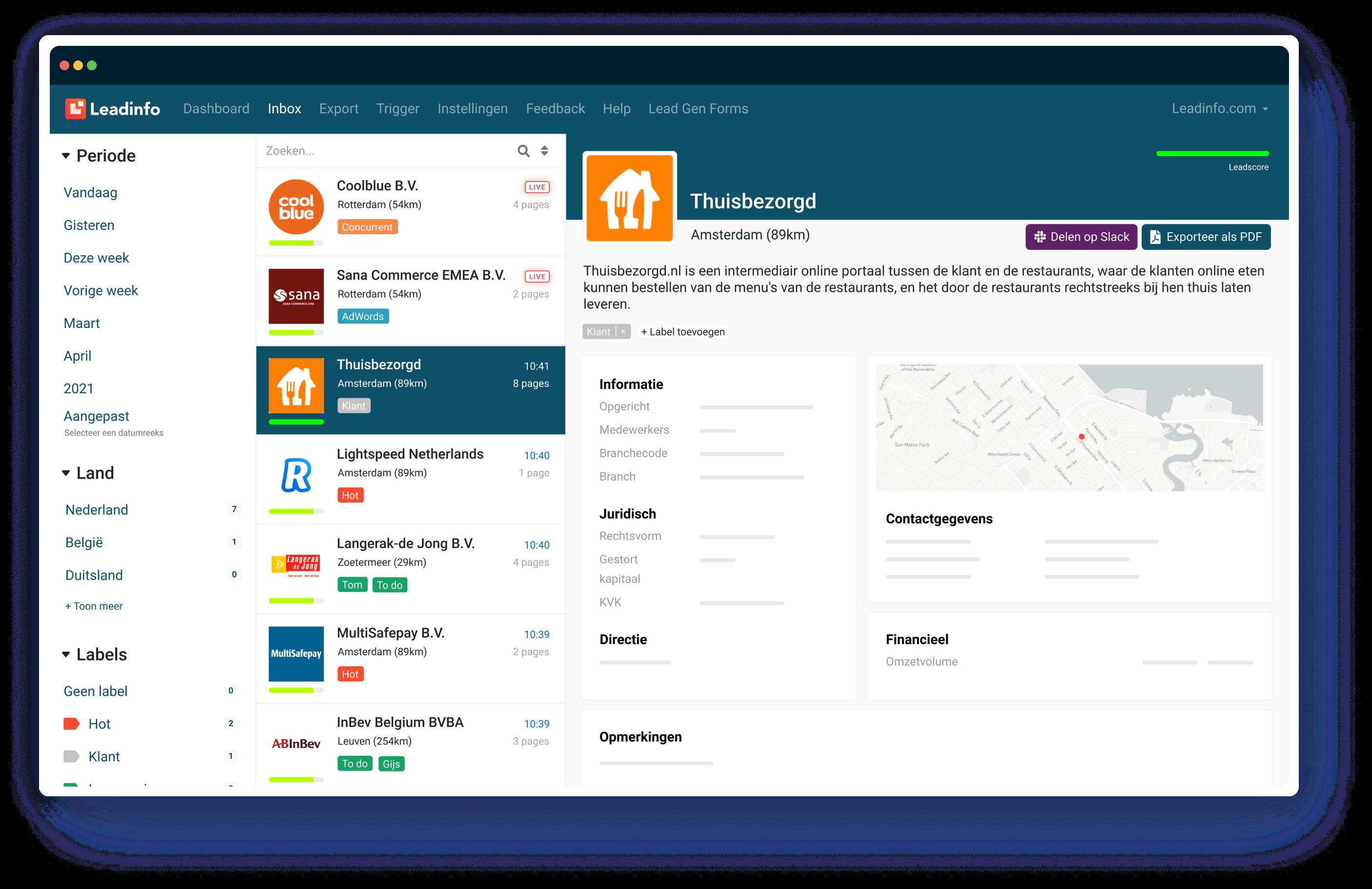 Leadinfo-Portal-NL