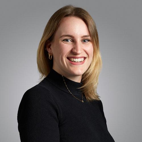 Valerie Visser, the Leadinfo recruiter